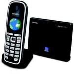 Telefono ip - corless dect - Siemens