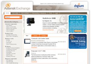 AsteriskExchange - App Store Asterisk